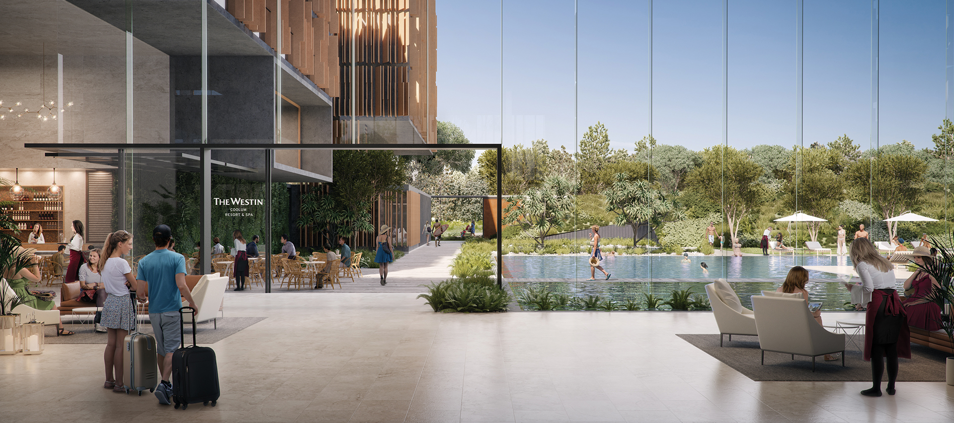 Yaroomba Village Coolum Westin Hotel Proposal