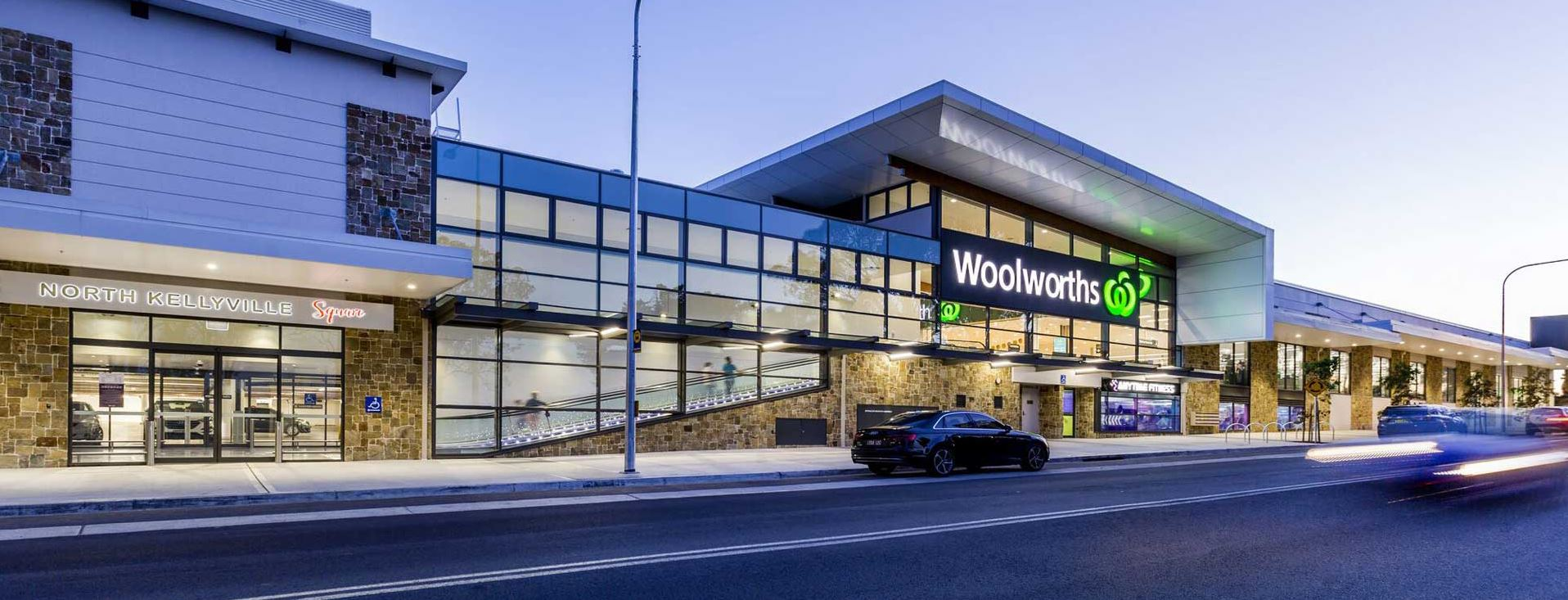 Woolworths North Kellyville Square